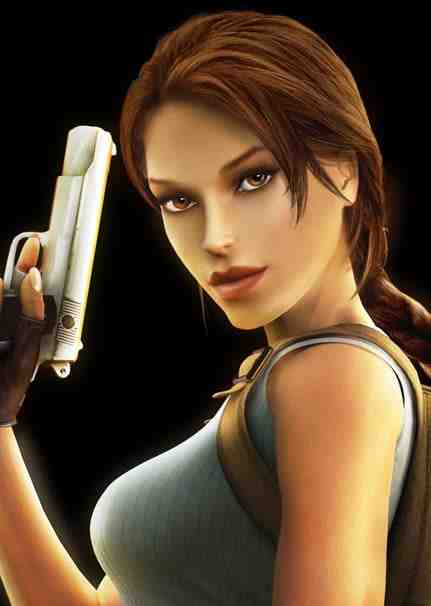 lara, croft, key